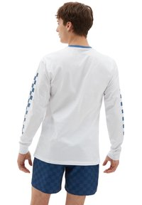 Vans - MN VANS X PENN LS - T-shirt à manches longues - (penn) white - 1
