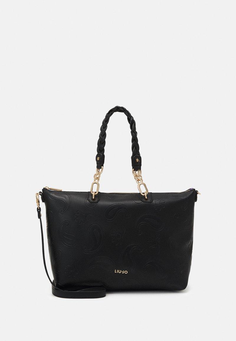 LIU JO - TOTE - Tote bag - nero