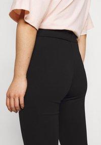 Object Petite - Leggings - Trousers - black - 3