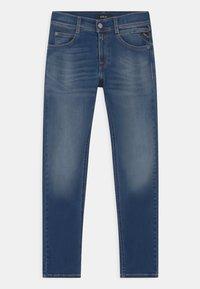 Replay - HYPERFLEX BIO - Slim fit jeans - blue denim - 0