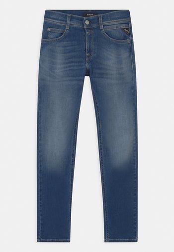 HYPERFLEX BIO - Jeans Slim Fit - blue denim