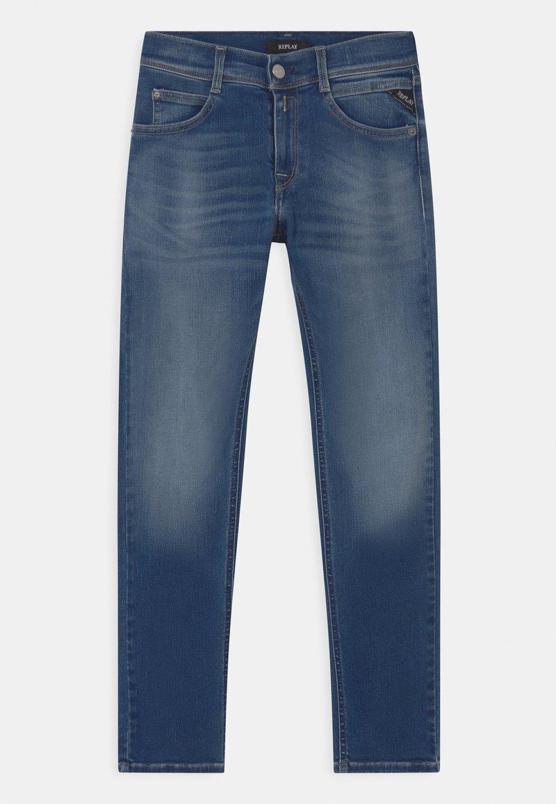 Replay - HYPERFLEX BIO - Slim fit jeans - blue denim