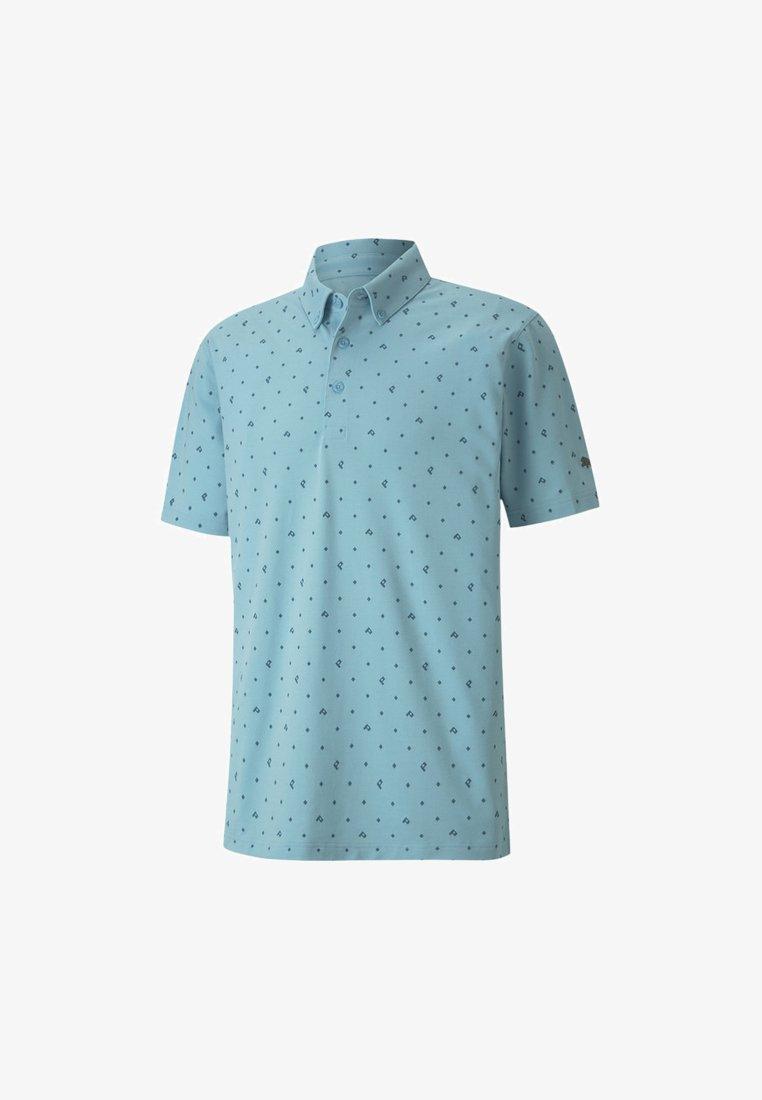 Puma Golf - T-shirt de sport - milky blue