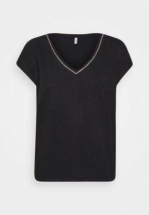 ONLNOORA - Print T-shirt - black