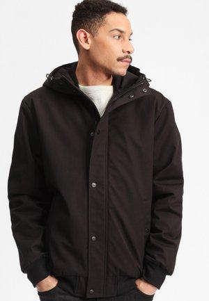 BEAVER - Winter jacket - black