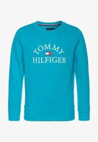 Tommy Hilfiger - ESSENTIAL LOGO  - Sweater - blue - 0