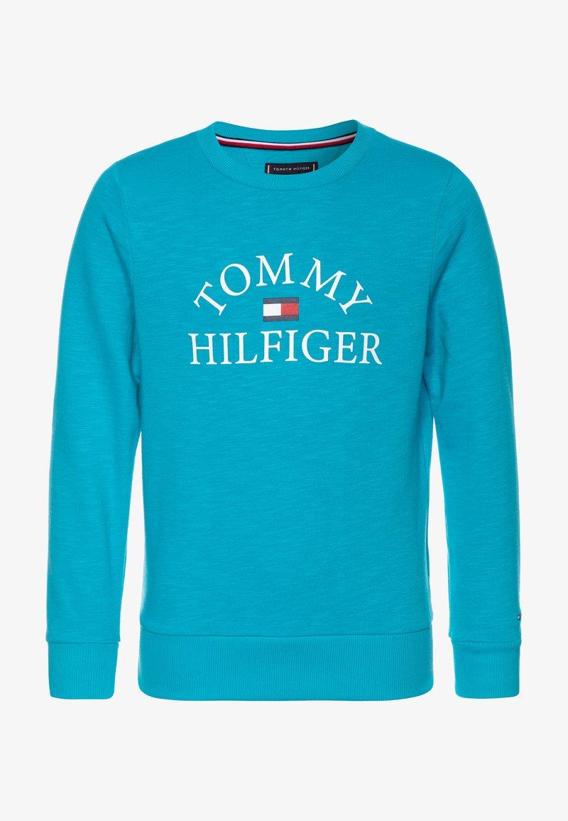 Tommy Hilfiger - ESSENTIAL LOGO  - Sweater - blue