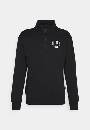 GRAPHIC MOCK UNISEX - Sweatshirts - black/white