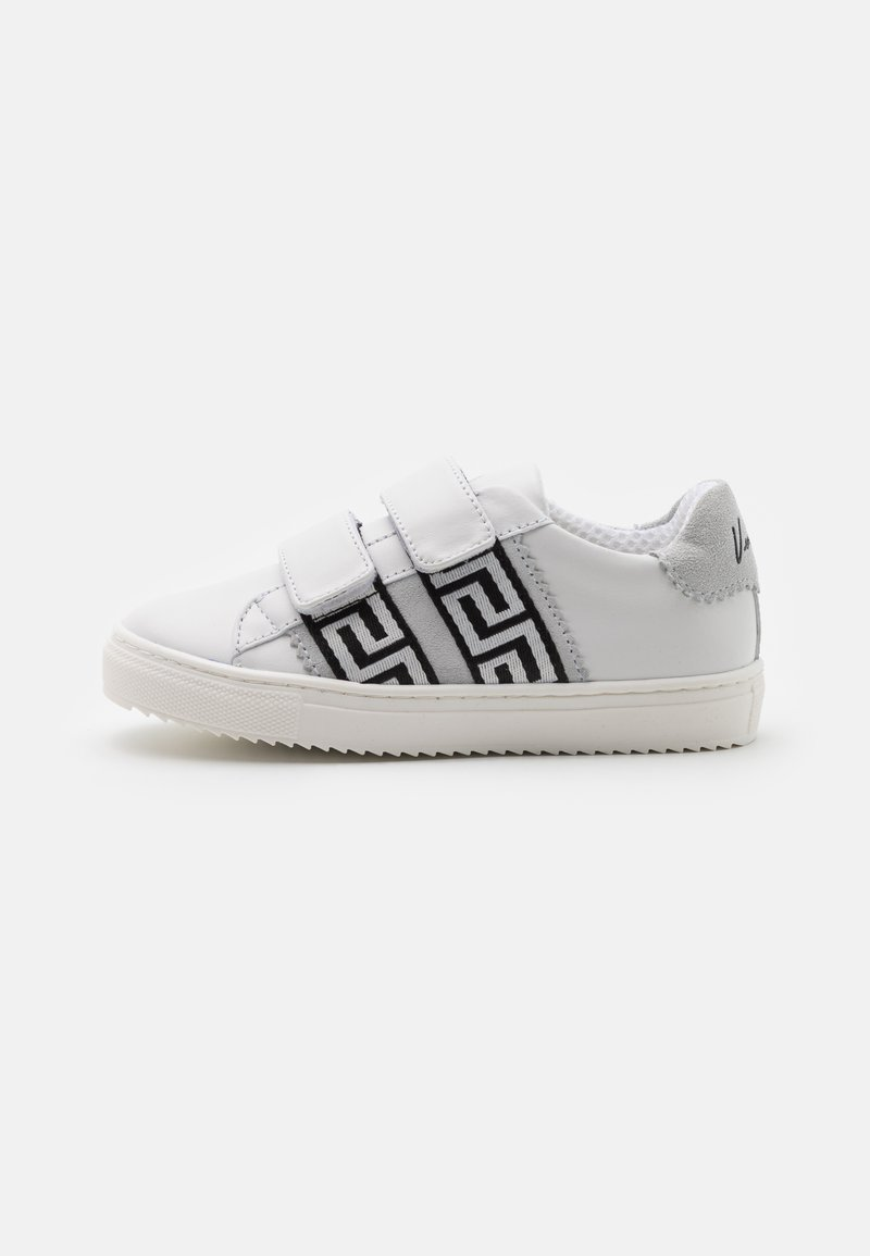 Versace - UNISEX - Trainers - white/gold