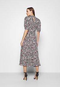 Ghost - LUELLA DRESS - Robe d'été - black - 2