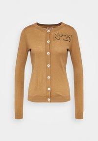 N°21 - Vest - camel - 5