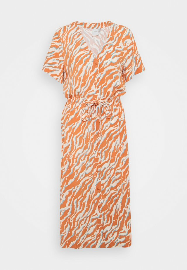 IHCEFALU - Day dress - sunburn