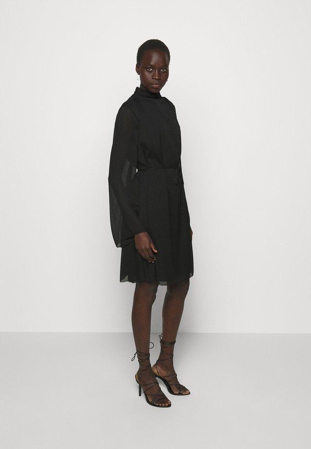 WOMENS DRESS - Cocktailjurk - black