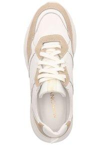MAHONY - Trainers - beige/white - 1
