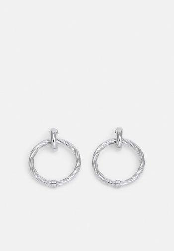 LET'S GET LOUD - Earrings - silver