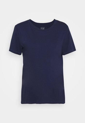 Basic T-shirt - navy uniform