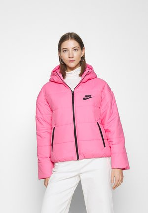 CORE  - Lehká bunda - pink glow/black