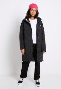 Vans - Płaszcz zimowy - black - 1