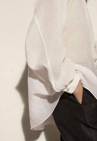 Massimo Dutti - Blouse - white - 2