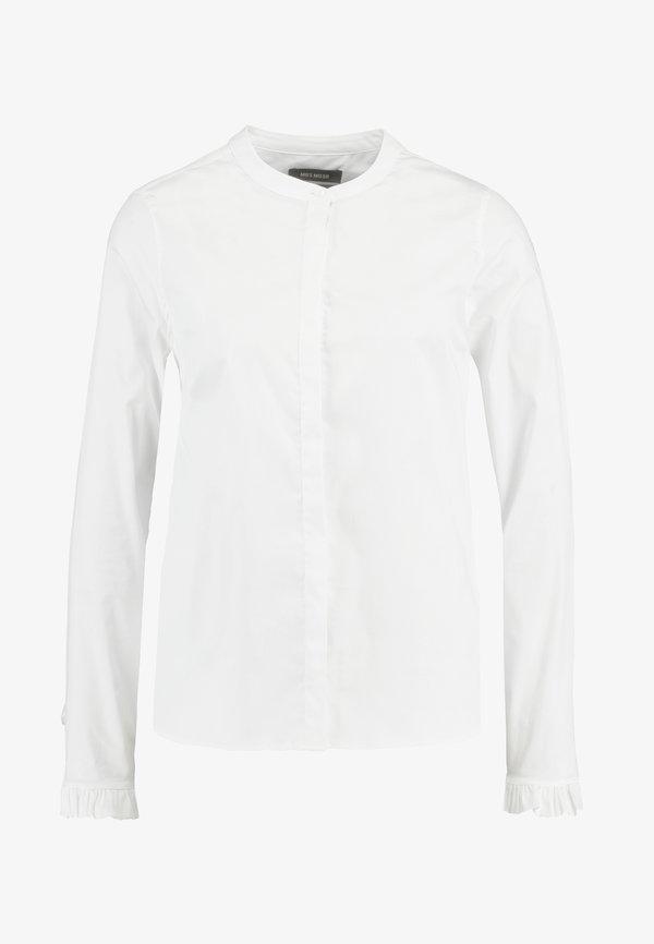 Mos Mosh MATTIE - Koszula - white/biały CIQS