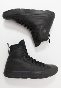 Converse - CHUCK TAYLOR ALL STAR TERRAIN UTILITY - High-top trainers - black