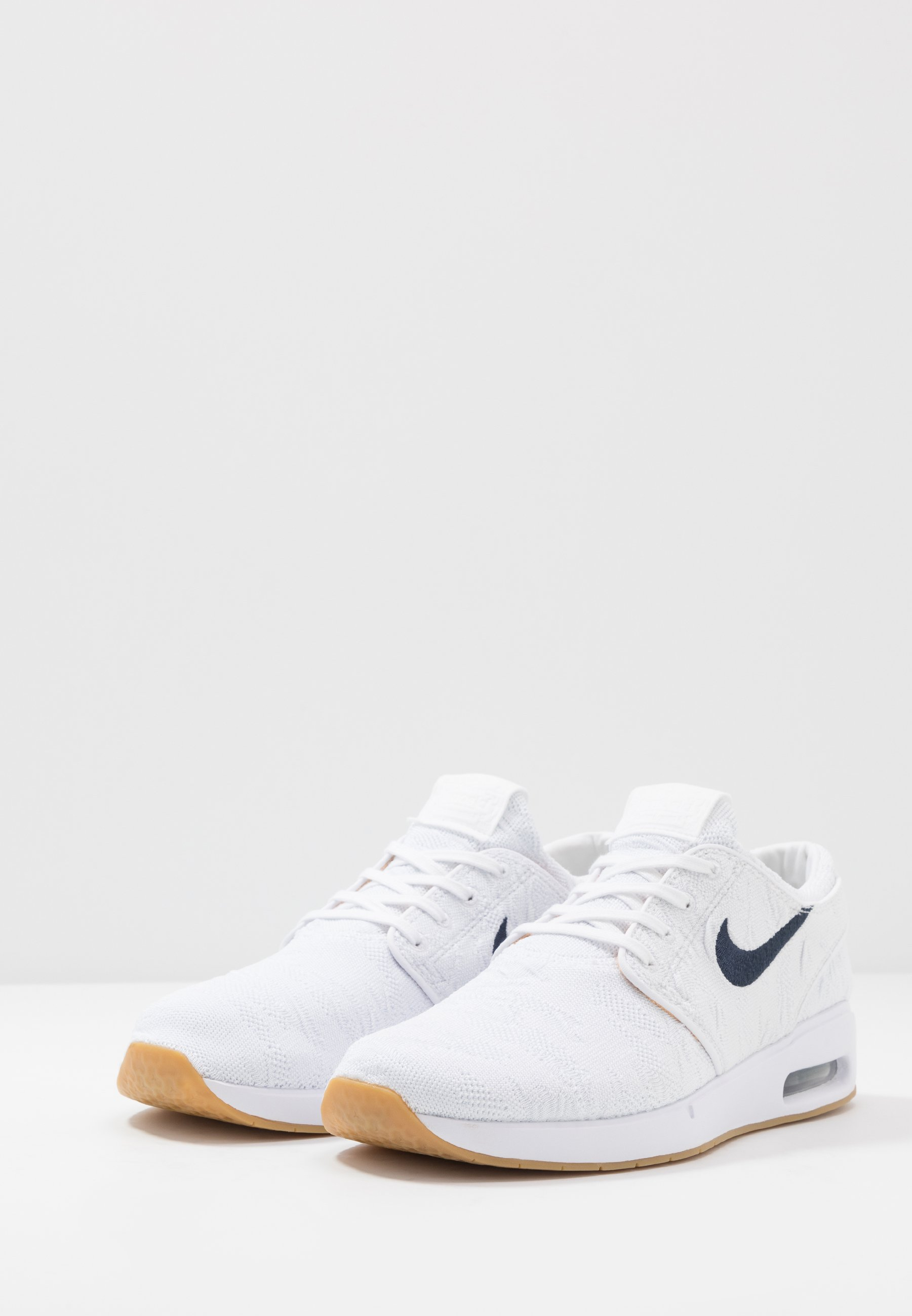Geringster Preis Nike SB JANOSKI MAX - Sneaker low - white/obsidian/celestial gold/light brown | Damenbekleidung 2020