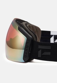 Flaxta - EPISODE UNISEX - Ski goggles - black - 3