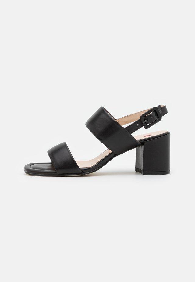 PURE - Sandaler - schwarz
