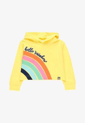 Hoodie - limone