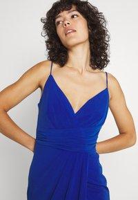 Trendyol - Jersey dress - royal blue - 7