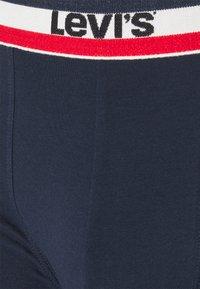 Levi's® - LOGO BOXER BRIEF 3 PACK - Pants - navy/grey melange - 4