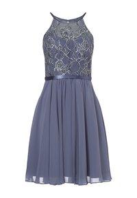 Marie Lund - Cocktail dress / Party dress - blau - 7