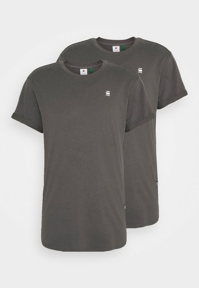 LASH 2 PACK - T-shirt - bas - shadow