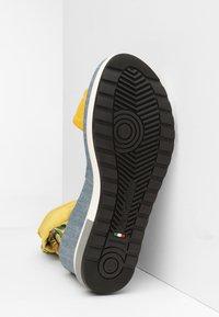 NeroGiardini - Platform sandals - grano - 3