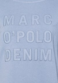 Marc O'Polo DENIM - LONGSLEEVE SLITS AT SIDESEAMS - Sweatshirt - soft heaven - 2