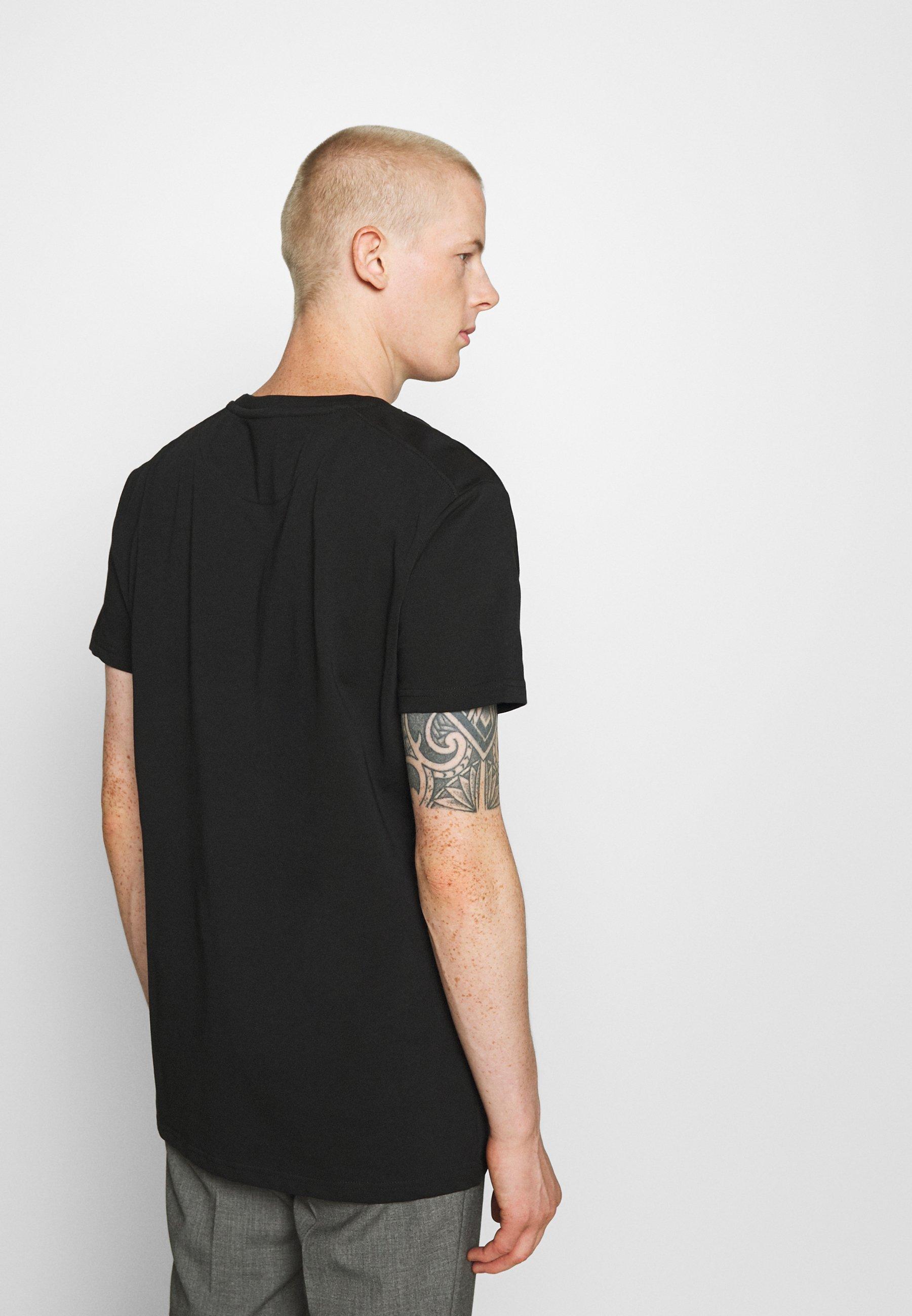 AMICCI SORA  - Print T-shirt - black w5lDx