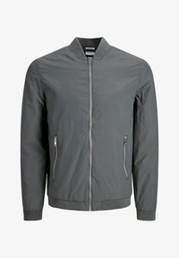 Jack & Jones - JERUSH - Bomber Jacket - dark grey - 5
