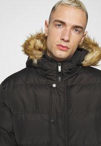 Newport Bay Sailing Club - Winter jacket - black - 3