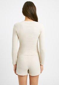 Kookai - Long sleeved top - ab-beige - 1