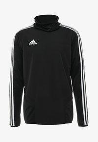 TIRO 19 CLIMAWARM - Långärmad tröja - black/white