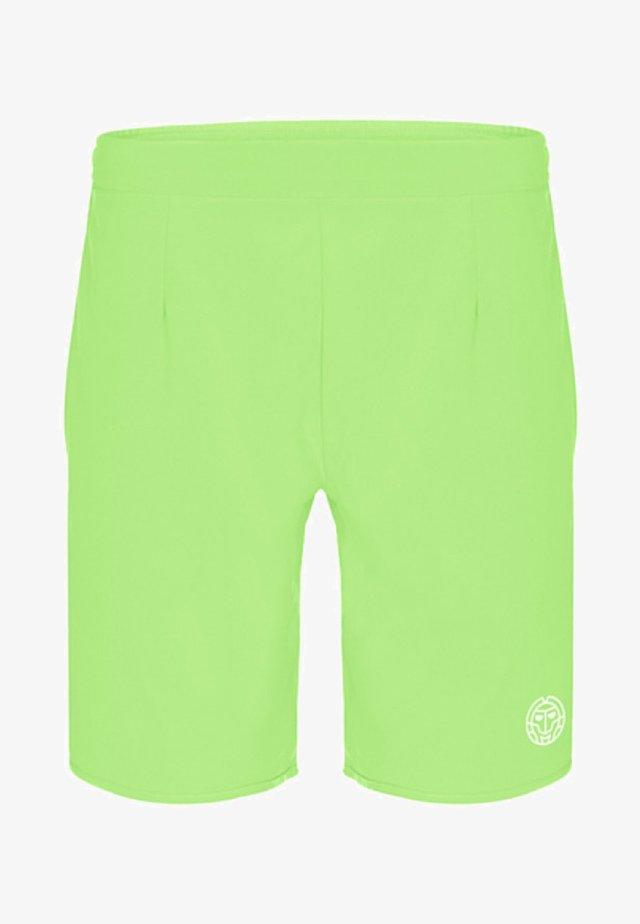 Korte broeken - neon green