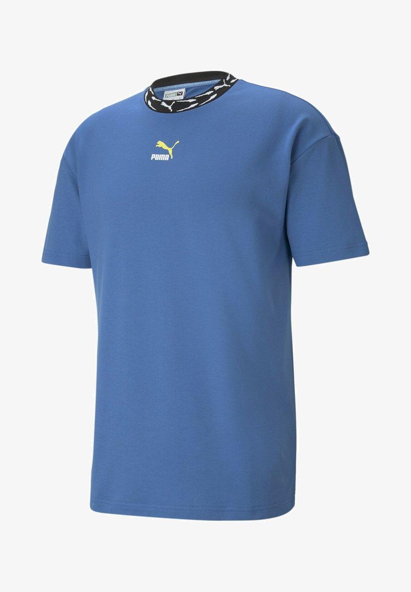 Puma - ELEVATE - Print T-shirt - star sapphire