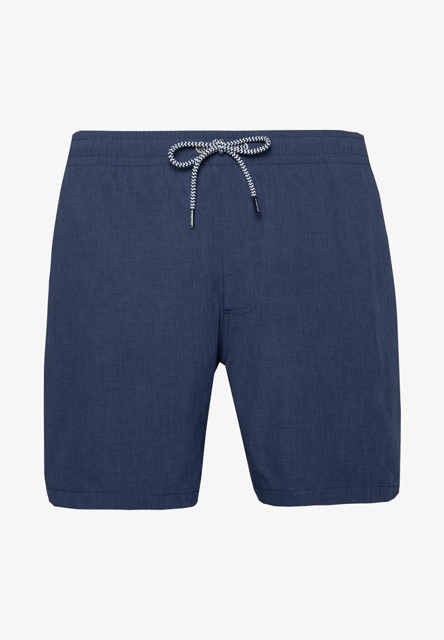 DAVE - Swimming shorts - blue