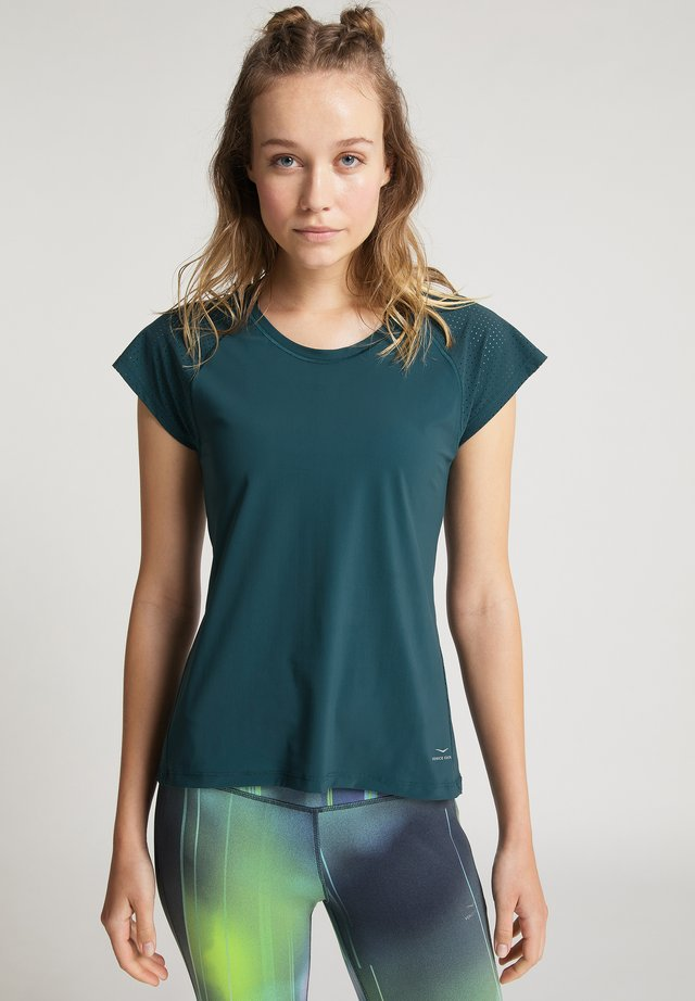 VB_EVI - Basic T-shirt - digital teal