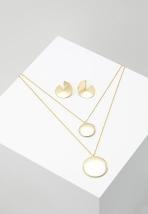 LUXE GIFT SET - Necklace - gold-coloured