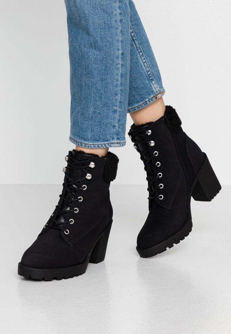 Anna Field - Zimní obuv - black