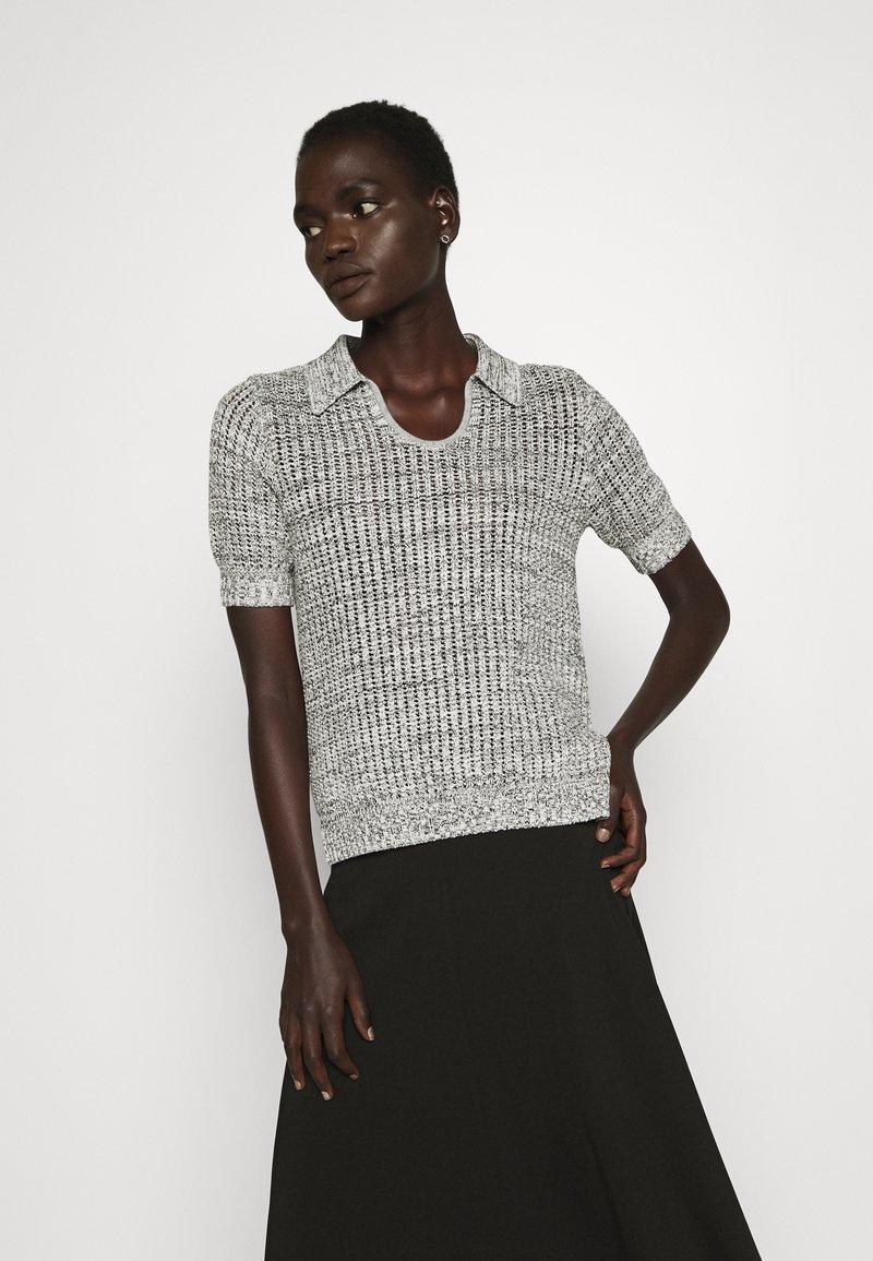 Proenza Schouler White Label - T-shirt imprimé - ecru