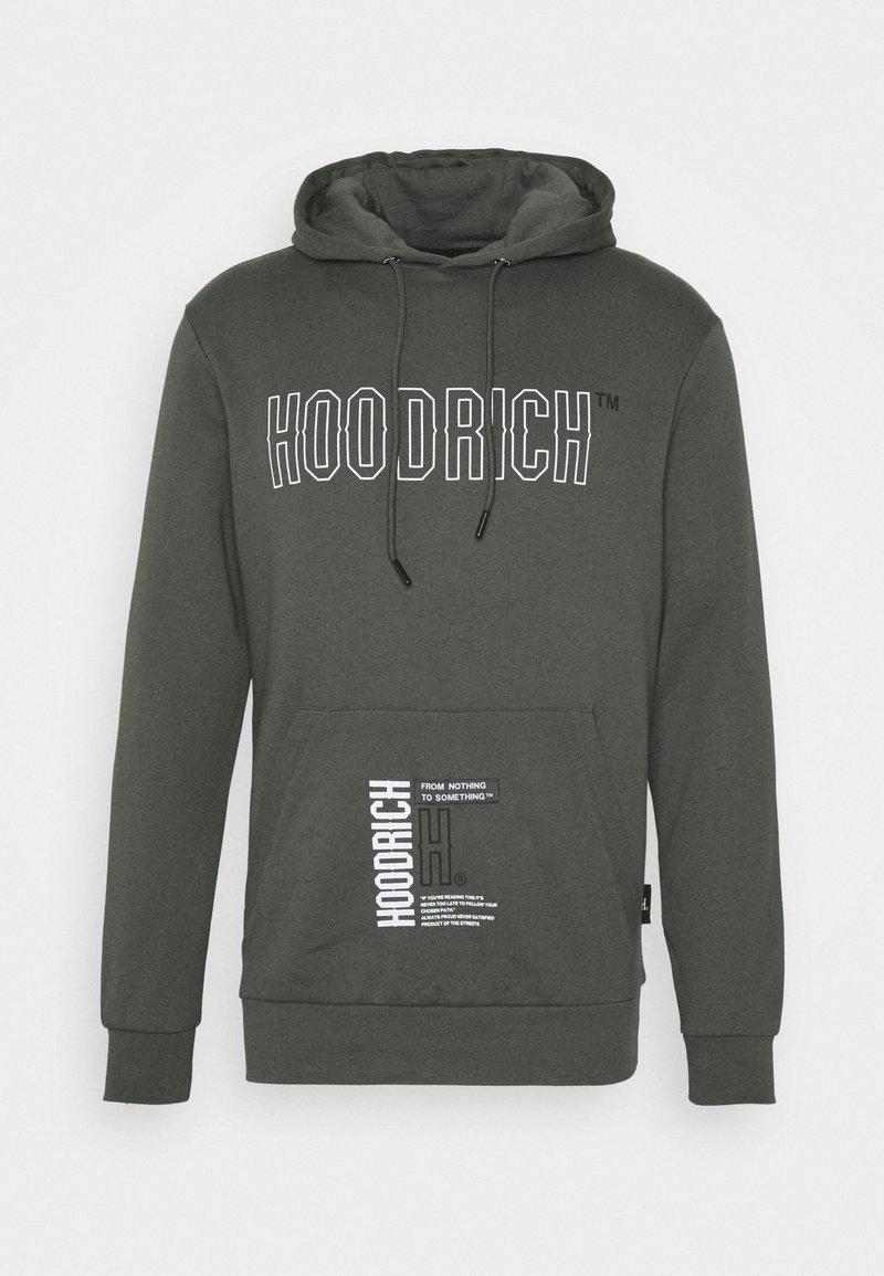 Hoodrich - Hoodie - grey/white