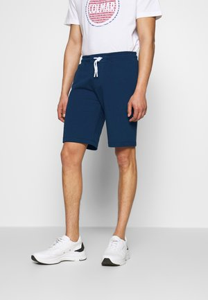 PANTS - Tracksuit bottoms - navy blue