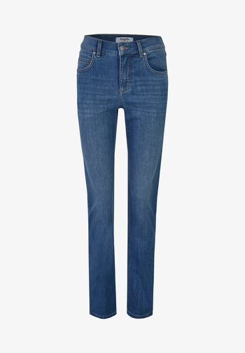 'CICI' - Slim fit jeans - blue denim